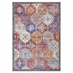 Covor multicolor din poliester Imagination Kashmir Multicolor Elle Decor (diverse dimensiuni)