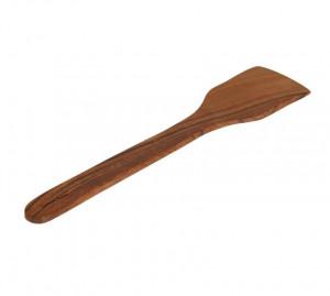 Spatula maro din lemn de salcam Aryana La Forma