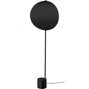 Lampadar negru din metal cu LED 103 cm Callas Floor Low Bolia