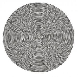 Covor gri din PET reciclat 150 cm Rodhe La Forma