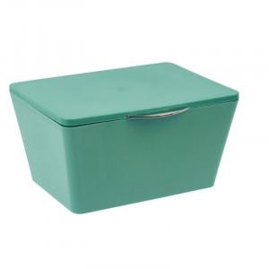 Cutie verde din elastomer termoplastic cu capac Nalini Wenko