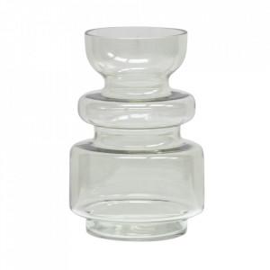 Vaza verde din sticla 24 cm Expressive Be Pure Home