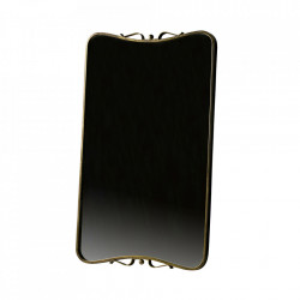 Oglinda din metal 51,5x85,5 cm Double Be Pure Home