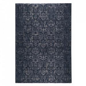 Covor negru din lana 200x300 cm Stark Dutchbone