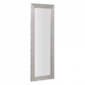 Oglinda dreptunghiulara argintie din MDF 56x152 cm Tomar Ixia