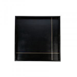 Tava patrata din lemn 65x65 cm Mavin LifeStyle Home Collection