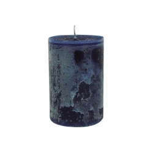 Lumanare albastru inchis din ceara parafinica 15 cm Ludo LifeStyle Home Collection