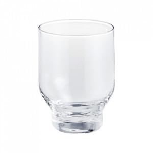 Pahar transparent din sticla 8,4x10,8 cm Taper Bolia