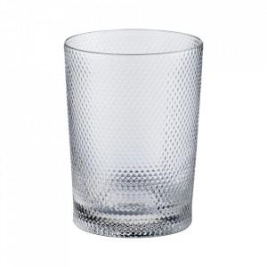 Pahar transparent din sticla 8,1x11 cm Noblesse Bolia