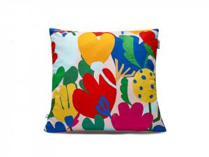 Fata de perna multicolor din bumbac Flowers Mumla (diverse dimensiuni)