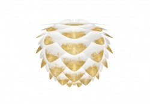 Abajur alb din policarbonat Silvia Create Umage