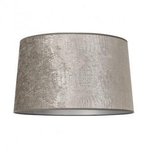 Abajur argintiu din poliester Marly Large Richmond Interiors