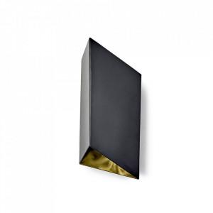 Aplica maro alama/neagra din metal Essentials Line Serax