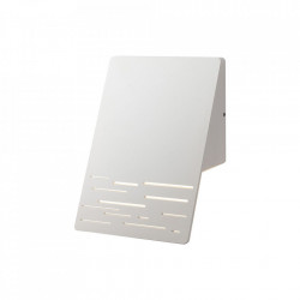 Aplica pentru exterior alba din metal Linea Milagro Lighting