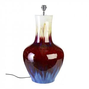 Baza pentru veioza multicolora din ceramica 68 cm Crazy Pols Potten