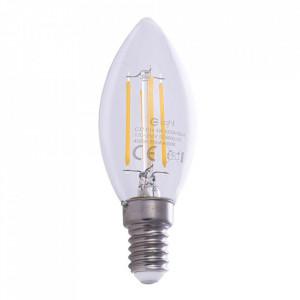 Bec cu filament LED E14 4W Allati Milagro Lighting