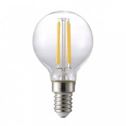 Bec dimabil cu filament E14 4,8W Light Bulb Clear Nordlux