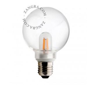 Bec dimabil LED E27 2,5W Elliott Zangra