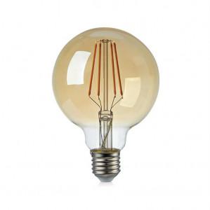 Bec dimabil LED E27 4W Filament Globe Markslojd