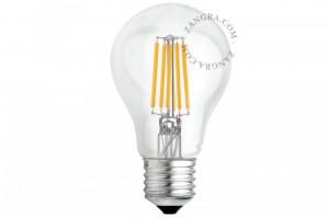 Bec filament LED 6,5W dimabil Lewis Zangra
