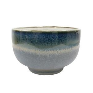 Bol din ceramica albastra 70's Large HK Living