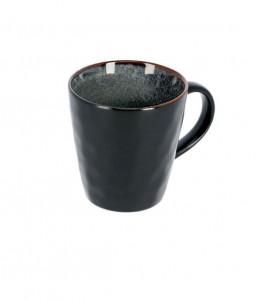Cana albastra din ceramica 9,5x10,1 cm Odile La Forma