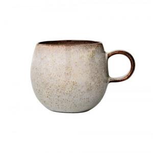 Cana din ceramica gri 500 ml Sandrine Bloomingville