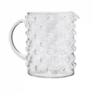 Carafa din sticla 12x16 cm Dots Madam Stoltz