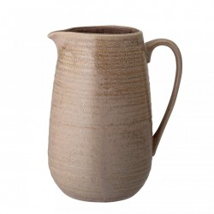 Carafa maro din ceramica 2,4 L Alia Bloomingville