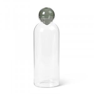 Carafa transparenta din sticla 1,4 L Still Ferm Living