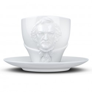 Ceasca alba din portelan 260 ml Richard Wagner Tassen