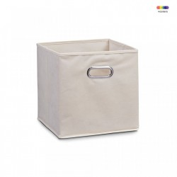 Cos bej din fleece Storage Box Beige Zeller