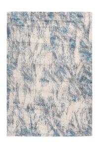 Covor albastru din polipropilena Sensation Design Lalee (diverse dimensiuni)