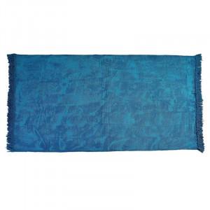 Covor albastru/verde din bumbac 120x180 cm Azzo Giner y Colomer