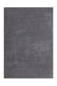 Covor argintiu din poliester Velluto Lalee (diverse dimensiuni)