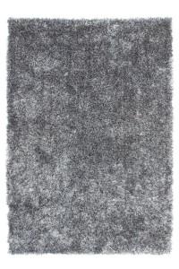Covor gri/alb din poliester Twist Lalee (diverse dimensiuni)