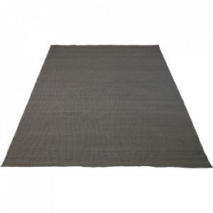 Covor gri deschis din lana 200x300 cm Venas Bolia