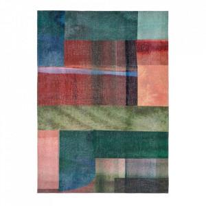 Covor multicolor din poliester Fiesta Fuerte Louis de Poortere (diverse dimensiuni)