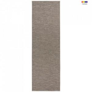 Covor multicolor din polipropilena pentru exterior Nature Look Cream Multicolor BT Carpet (diverse dimensiuni)