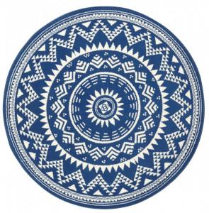 Covor rotund albastru 140cm Celebration Hanse Home