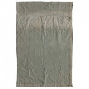 Covor verde din panza 180x280 cm Army HK Living