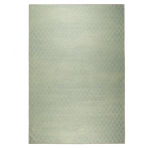 Covor verde din polipropilena si poliester 170x240 cm pentru exterior Crossley Zuiver