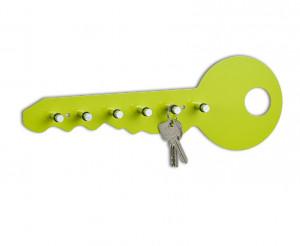 Cuier verde din metal pentru chei Aloyce Zeller