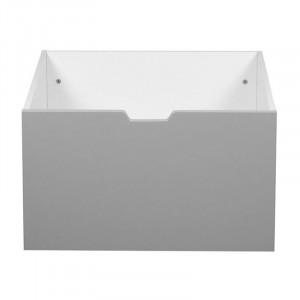 Cutie din placa fibrolemnoasa Mini Mezzanine Griffin Grey Quax