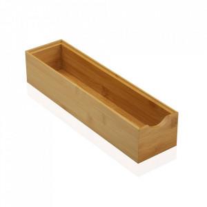 Cutie maro din lemn Caja Grande Versa Home