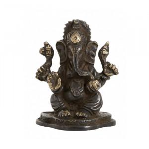 Decoratiune din alama 7 cm Ganesh Nordal