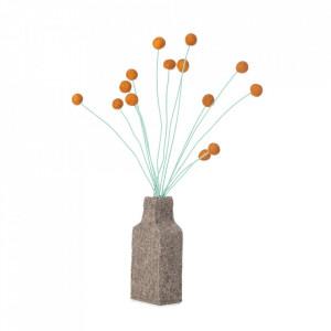 Decoratiune maro din fetru 45 cm Drumsticks Kids Depot