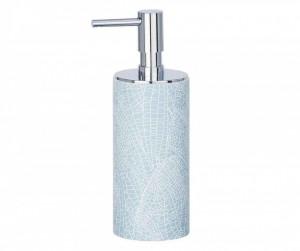 Dispenser sapun lichid albastru din rasina 140 ml Sky Wenko