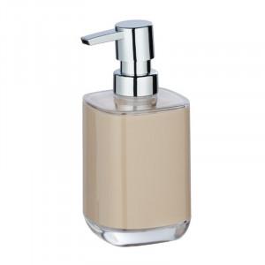 Dispenser sapun lichid bej din polistiren 330 ml Masone Wenko