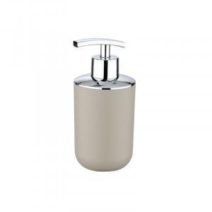 Dispenser sapun lichid grej din plastic 320 ml Nabu Wenko